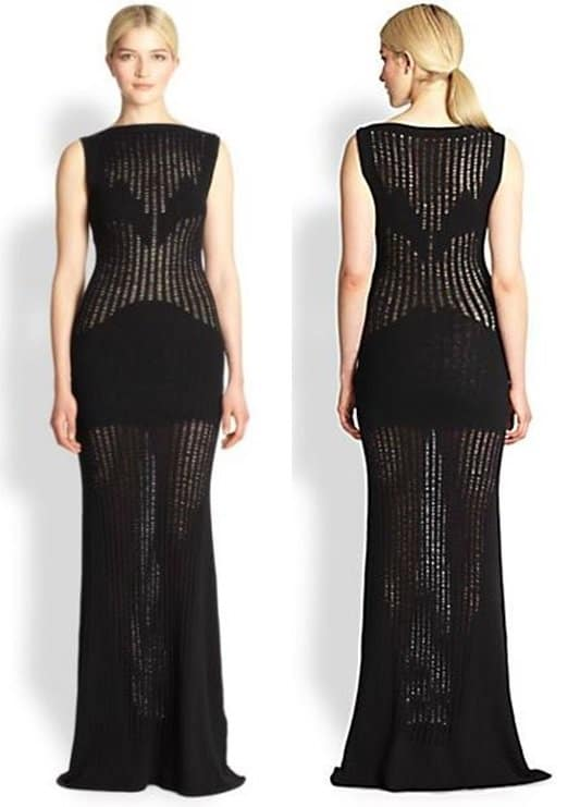 Missoni Sheet Knit Gown