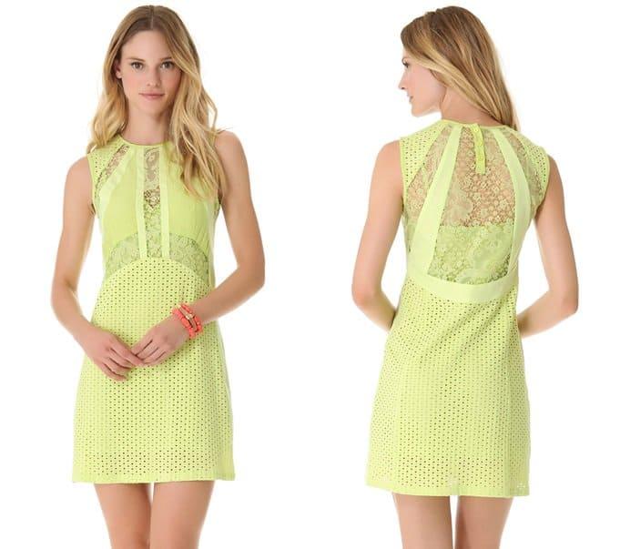 Nanette Lepore All Nite Dress-horz