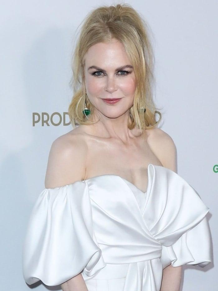 Nicole Kidman was announced as the global ambassador of Australian health and wellness brand Swisse in August 2012