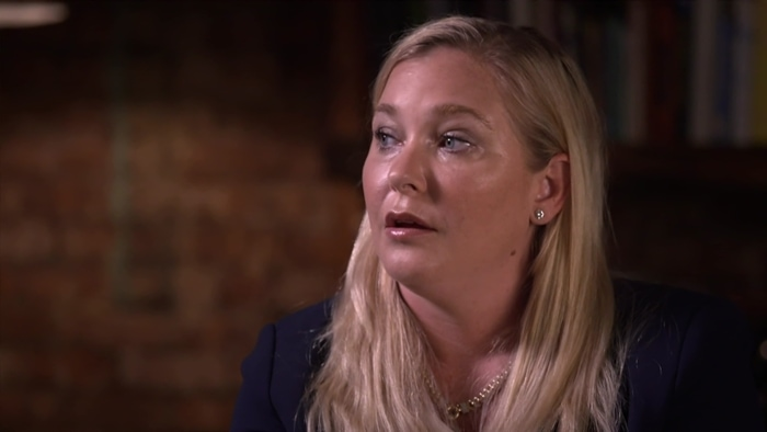 Virginia Roberts Giuffre talks about how she was trafficked by Jeffrey Epstein and allegedly had sex with Prince Andrew when she was 17 on BBC One's 'Panorama, The Prince and the Epstein Scandal'