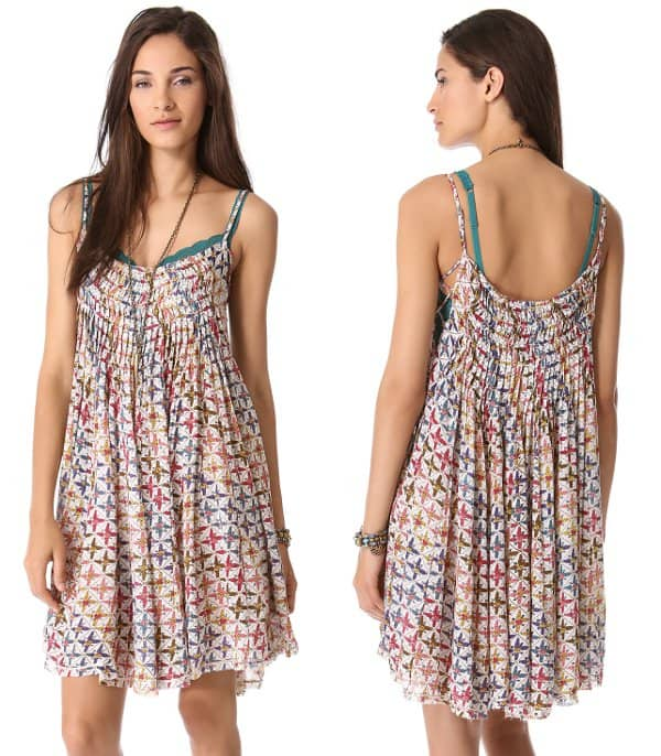 Free People - Imperial Palm Dress