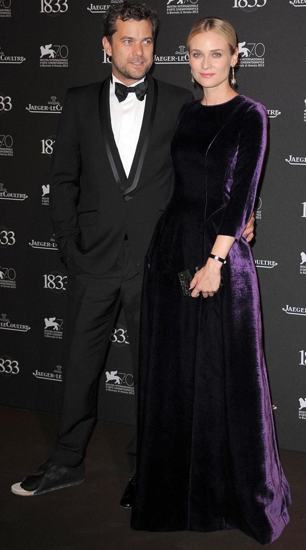Diane Kruger and Joshua Jackson 9thJLE-horz
