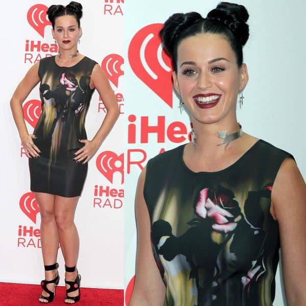 Katy Perry in Faith Connexion