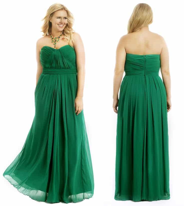 Badgley Mischka Go For It Gown