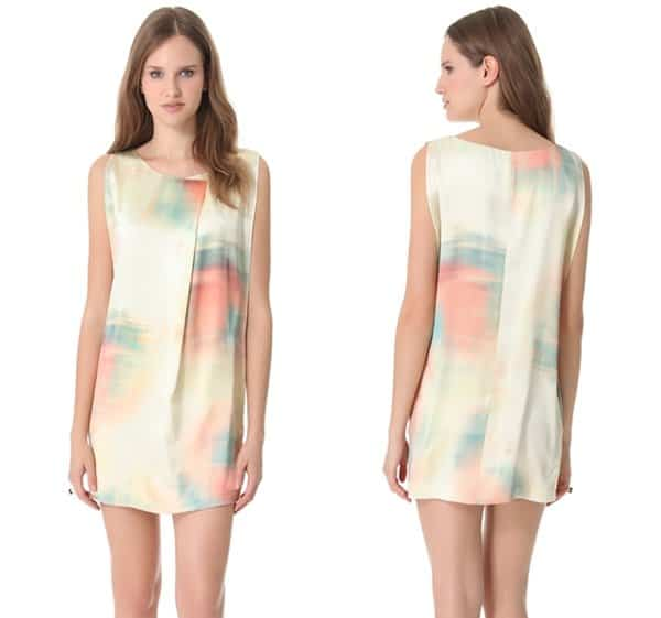 Elizabeth and James Colorwash Leah Dress3