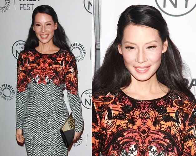 Lucy Liu at the Paley Center for Media Presents Paleyfest Made In NY Elementary in New York on October 5, 2013