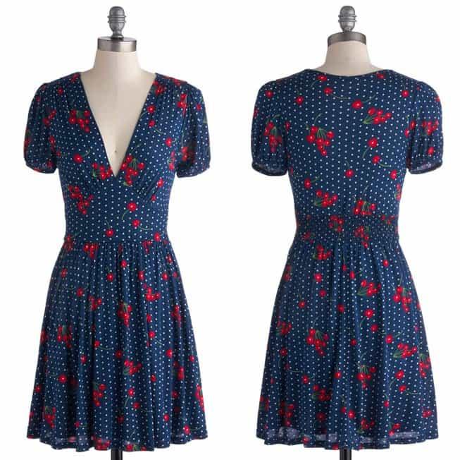 Marvelous Maraschino Dress-horz