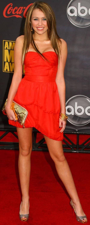 Miley Cyrus Fashion Evolution 5