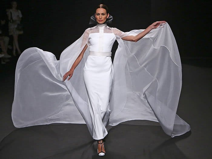 Stephane Rolland Haute Couture Fall Winter 2013 2014 dress