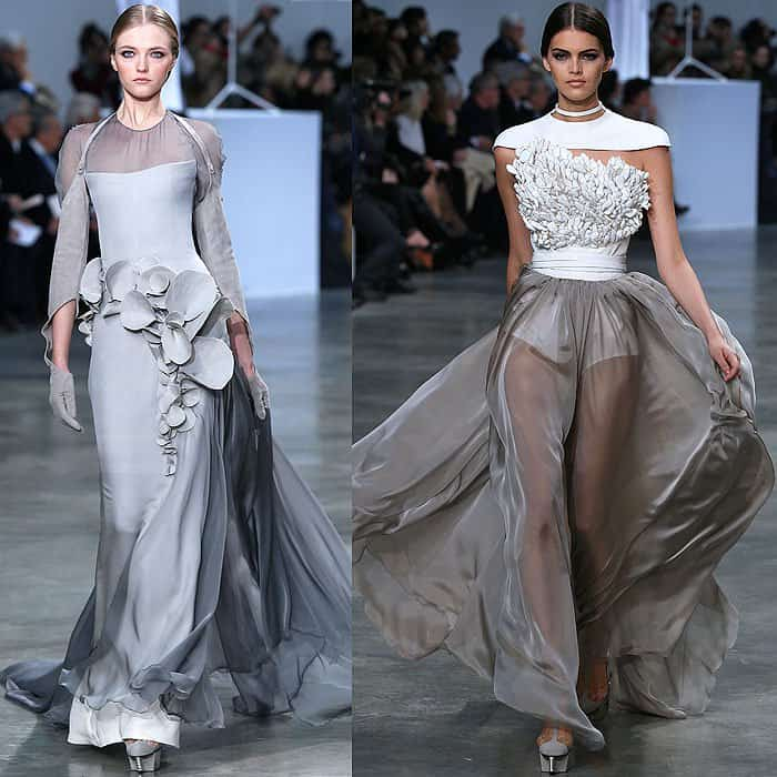 Stephane Rolland Haute Couture Spring 2013 dresses