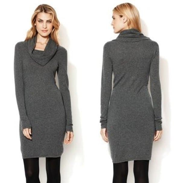 Wrythe NY Cashmere Dress