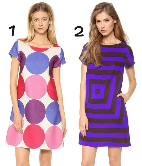 Lisa Perry Reversible Twist Dress and Lisa Perry Amazing Dress
