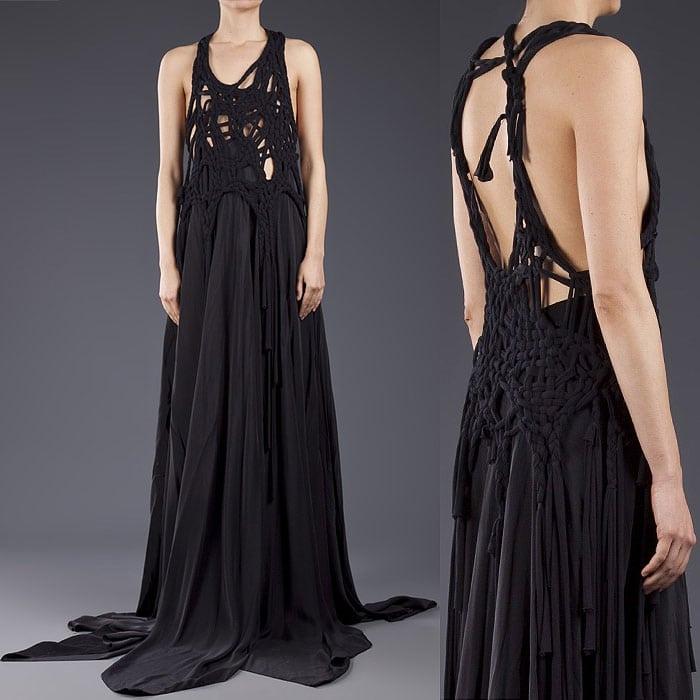 B+S Stingray skirt dress