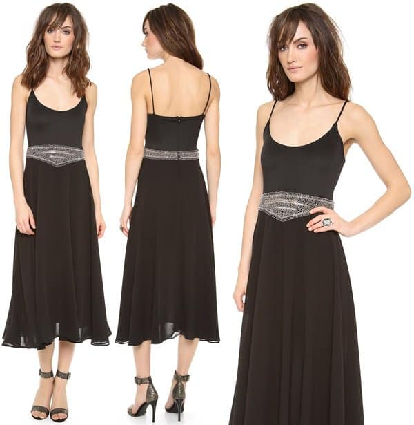 Karen Zambos Vintage Couture Eloise Dress
