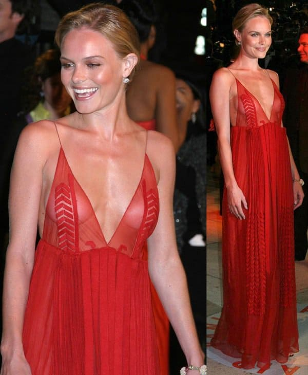 Kate Bosworth at the 2006 Vanity Fair Oscar Party