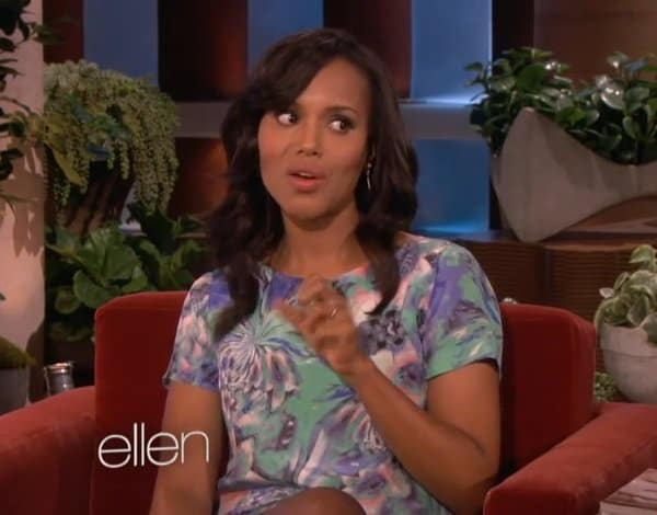 Kerry Washington Ellen