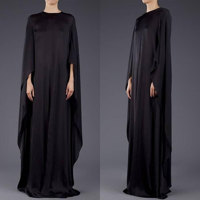 Maison Rabih Kayrouz short sleeve dress