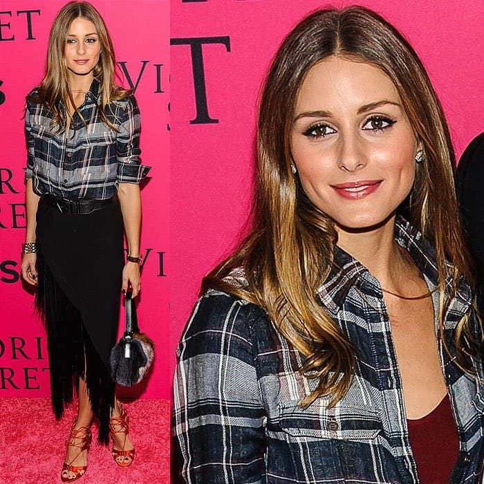 Olivia Palermo channeled her inner cowgirl