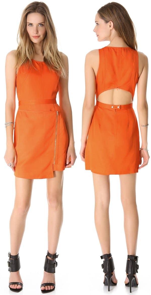 STYLESTALKER  Power Forward Dress