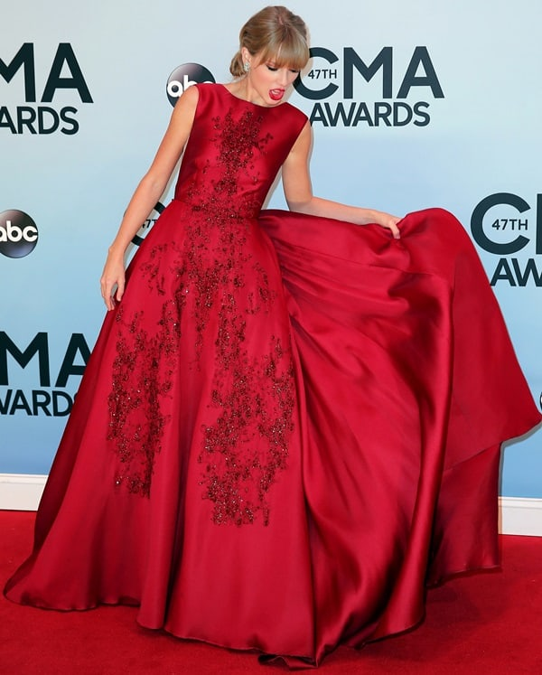 47th Annual CMA Awards Red Carpet