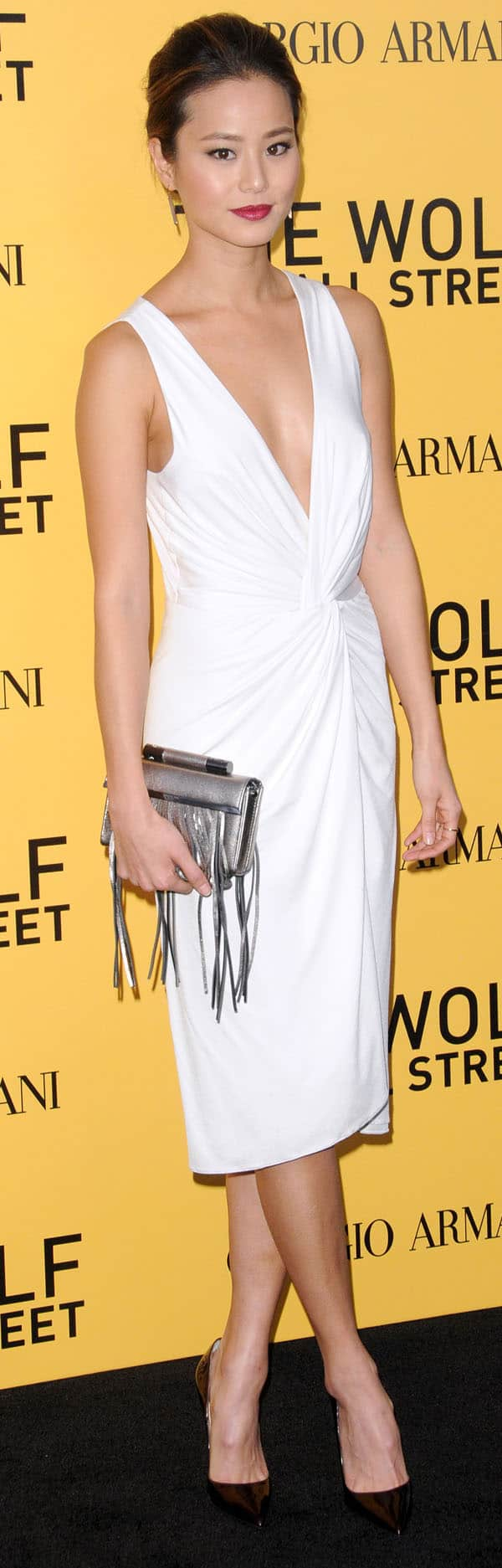 US Premiere of The Wolf Of Wall Street