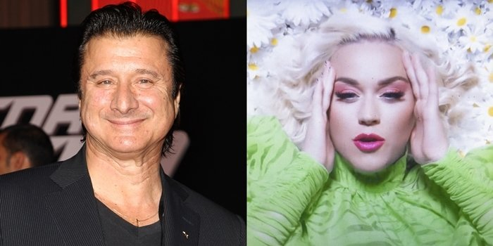 Katy Perry and Steve Perry are not related