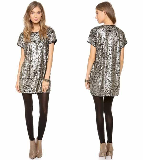 One Teaspoon Lucky Star T Dress3