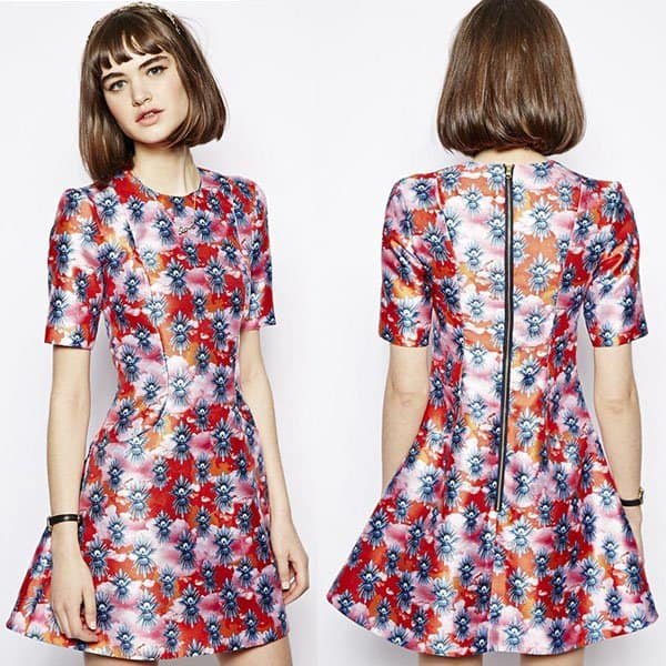 House of Holland Fleur Dress