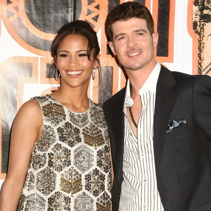 Married for almost nine years, Robin Thicke and Paula Patton filed for divorce in 2014 citing irreconcilable differences