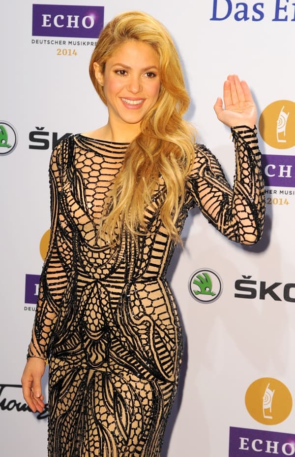Shakira Proves She Is Still Sizzling Hot at 37!