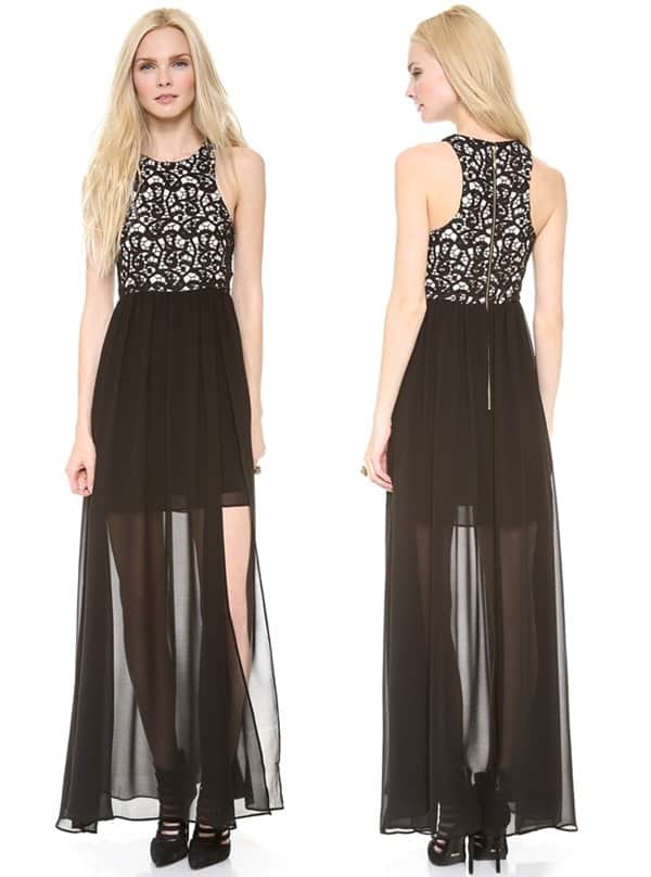 Bless'ed are the Meek Dulcet Maxi Dress3