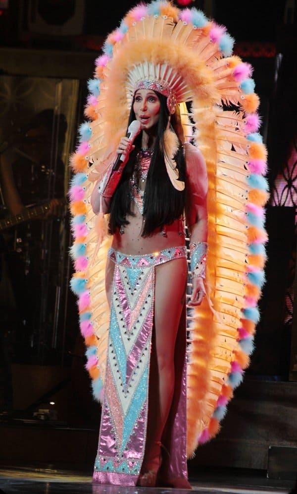 Cher Concert