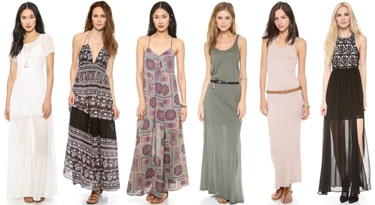Which of these budget-friendly bohemian Coachella dresses is your favorite?