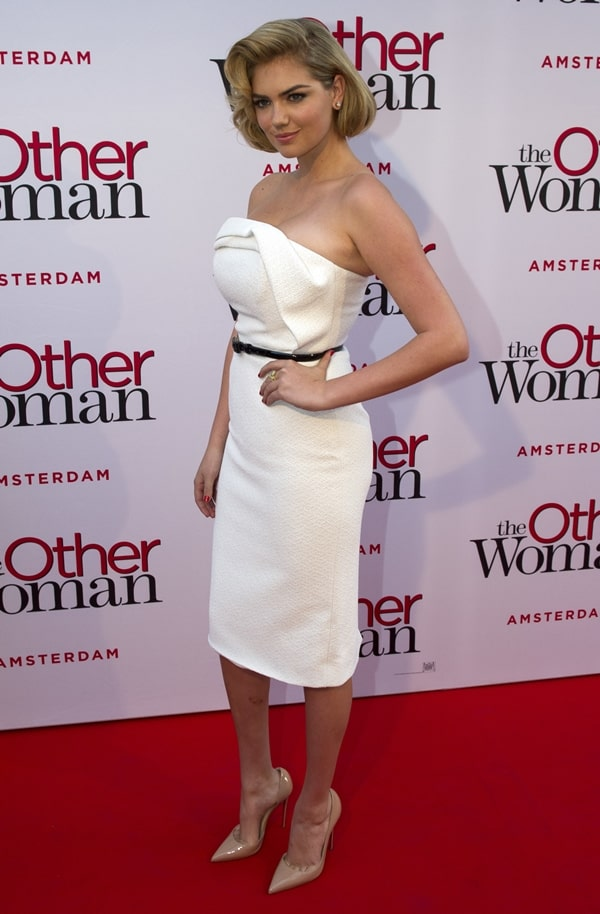 Kate Upton The Other Woman Amsterdam