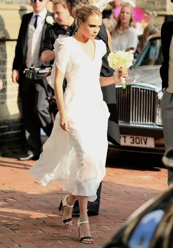 Cara Delevingne Wedding1