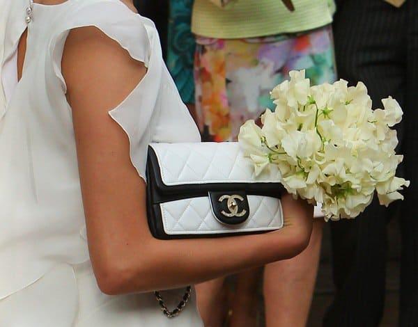 Cara Delevingne Wedding2