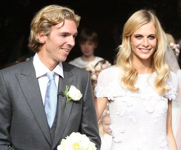 Poppy Delevingne Wedding5