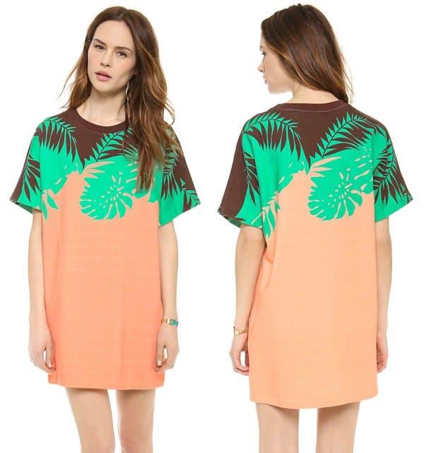 MSGM Tshirt Dress