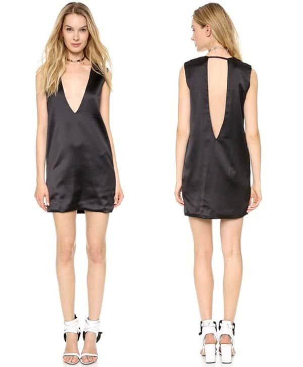 Solace London Aurora Mini Dress