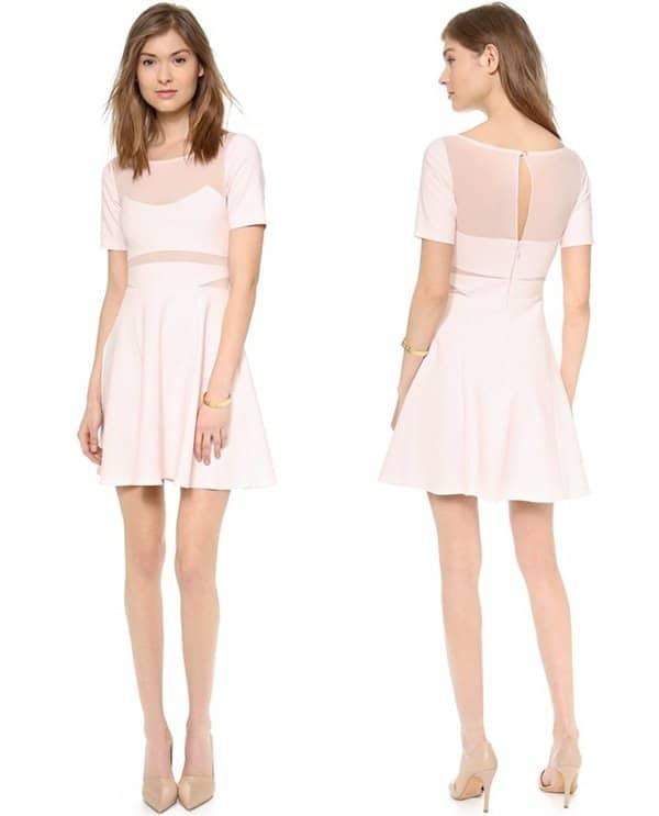 Elizabeth and James Selena Dress