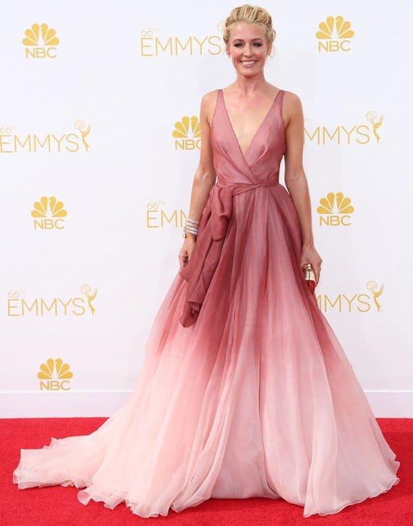 Emmys Cat Deeley