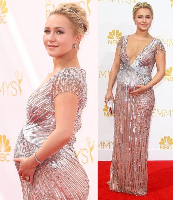Emmys Hayden Panettiere4