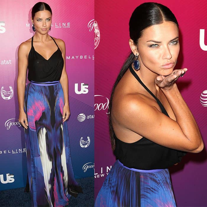 Adriana Lima Russell James Angels book