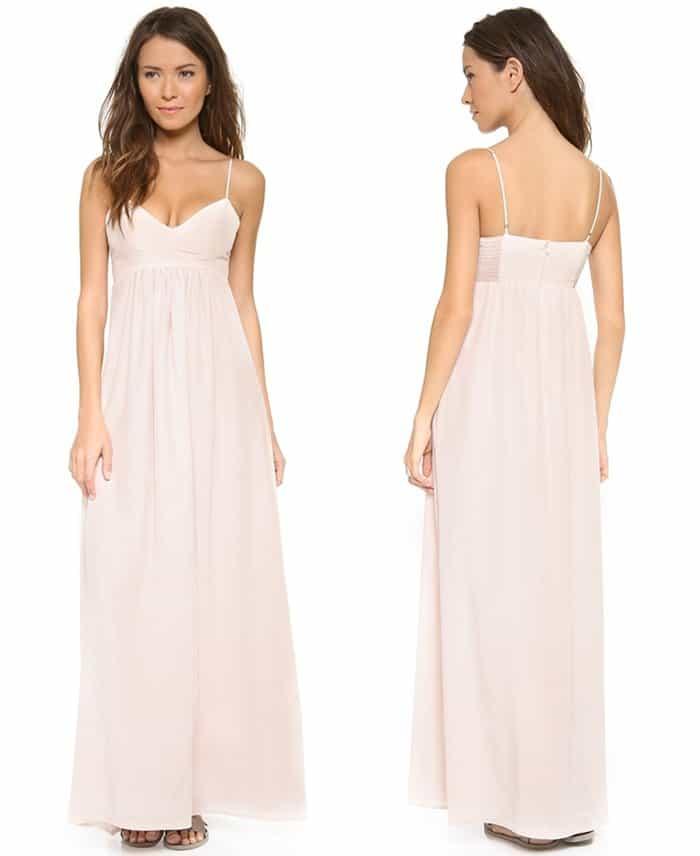 Amanda Uprichard Silk Gown3