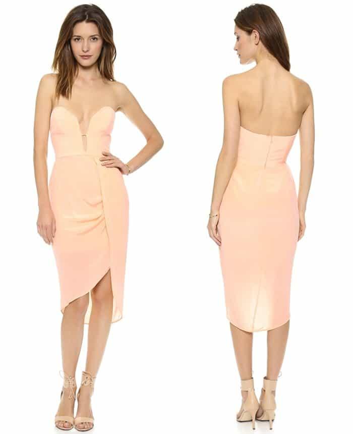 Zimmermann Silk Curve Bar Dress3