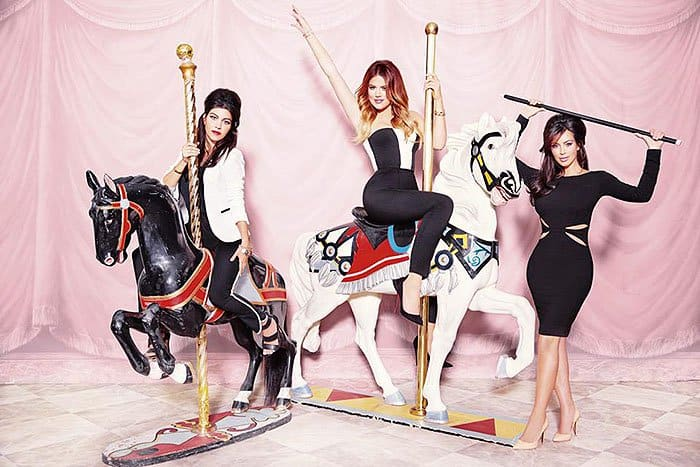 Kardashian Kollection for Lipsy fall winter 2014 1