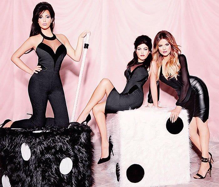 Kardashian Kollection for Lipsy fall winter 2014 3