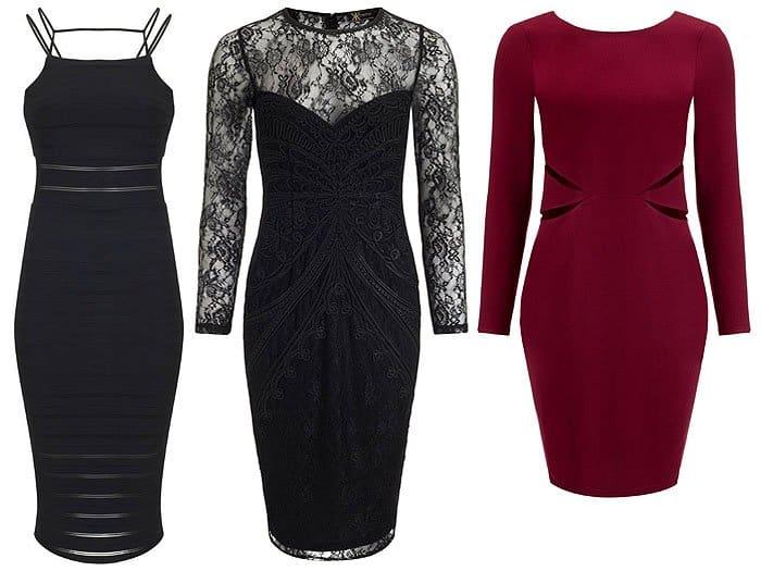Kardashian Kollection for Lipsy winter 2014 dresses