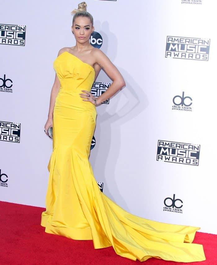 AMAs 2014 Rita Ora