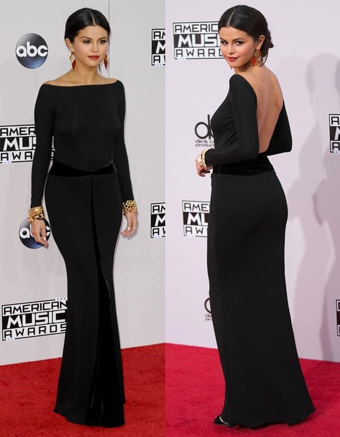 AMAs 2014 Selena Gomez3